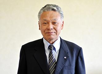 理事長 杉本栄蔵